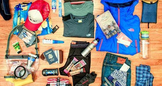 5 vật dụng cần thiết cho một chuyến đi du lịch, đi phượt